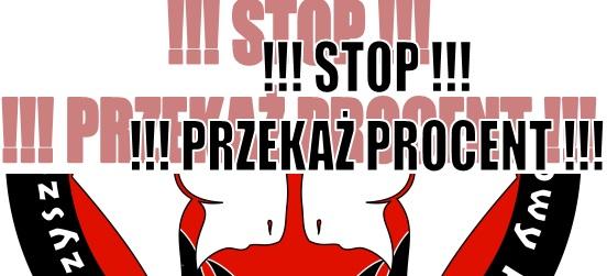Zapraszamy do przekazania procenta podatku na działalność SKF KS Poznań