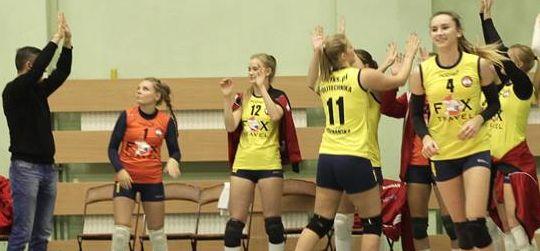 Poznań: Wygrana juniorek!